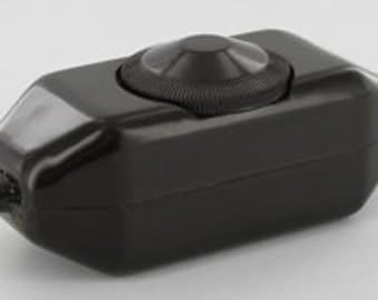 Dimmer Switch, on/off Rocker Switch or Upgrade your Socket to a dimmer socket for your Industrial Rewind purchase
