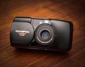 Olympus Infinity Stylus Zoom DLX Film Camera