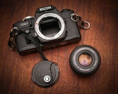 Ricoh 50mm f2.0 lens with XR7 Camera Body