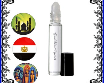 Egyptian Perfume Oils (Choose Your Favorite Scent) .33oz