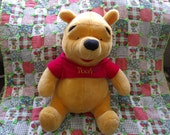 Big Winnie The Pooh  20 inch Tall Marked Down from 28.00 :)