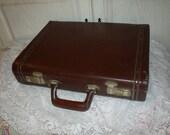 Franzen Sweet Vintage Brief Case Nice Vintage Look