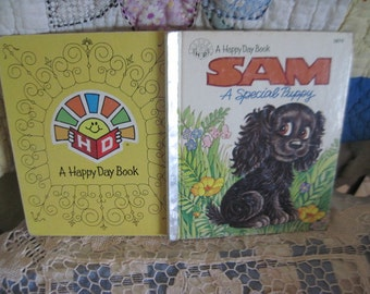 Sam Happy  A Special Puppy By Rebekah Stion  1985
