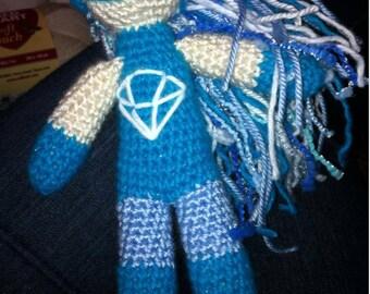 Deluxe Custom Crochet Doll