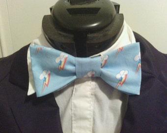 My Little Pony MLP Rainbowdash Bow Tie