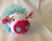 This Little Piggy - Plush Sock Pig - Melody
