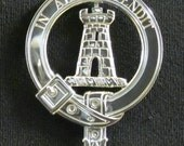 Malcolm Scottish Clan Crest Badge