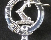 Wallace Scottish Clan Crest Badge