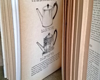 """vintage silver identification and guide book: """"Old Silver for Modern Settings"""" Edward Wenham, 1964"""