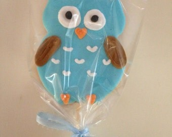 Owl Cookie Favors Adorable for Any Occasion