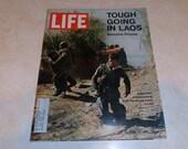 Vintage Magazine - Vintage Life Magazine March 12, 1971 - Vietnam - Laos - israel - Nixon - 1972 Olympics