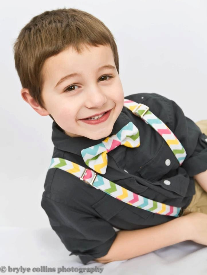 easter bow tie suspender set toddler boy clothing baby