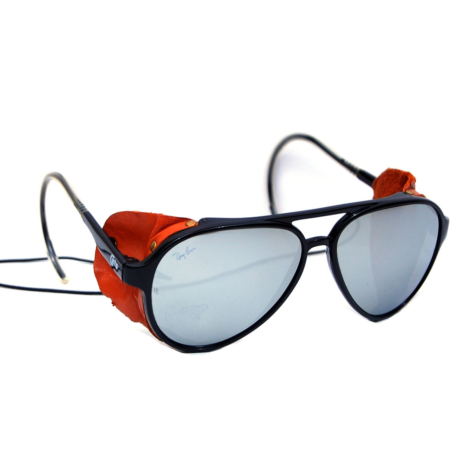 d206b8828de Ray Ban Leathers Bausch   Lomb