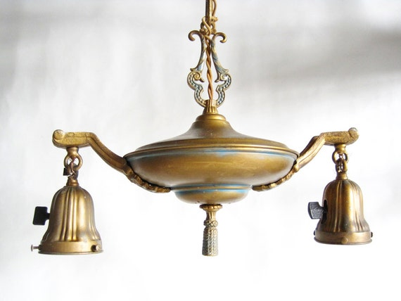 light fixture colonial revival 1920s