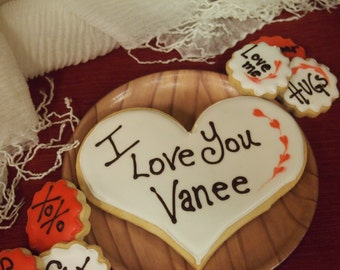 Gluten-Free Personalized Cookies