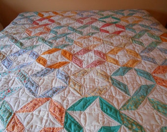 Queen Sized Quilt -  Canning Day