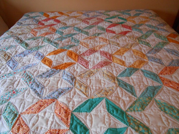 Queen Sized Quilt Canning Day