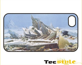 Friedrich - Sea of Ice - iPhone / Android Case / Cover - iPhone 4 / 4s, 5 / 5s, 6 / 6 Plus, Samsung Galaxy s4, s5