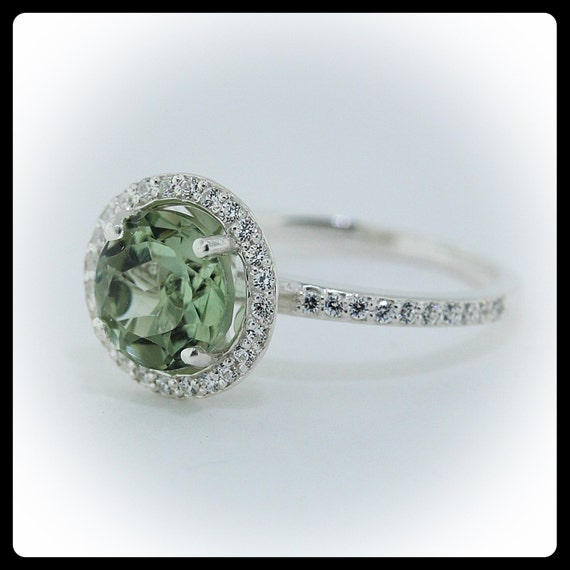 Green Amethyst Halo Engagement Ring Or Right Hand Ring With. Sparkling Wedding Rings. Zales Rings. Wedding Reception Wedding Rings. Pinky Engagement Rings. Water Engagement Rings. Kara Schneidawind Wedding Wedding Rings. Stylish Engagement Rings. Engagment Rings