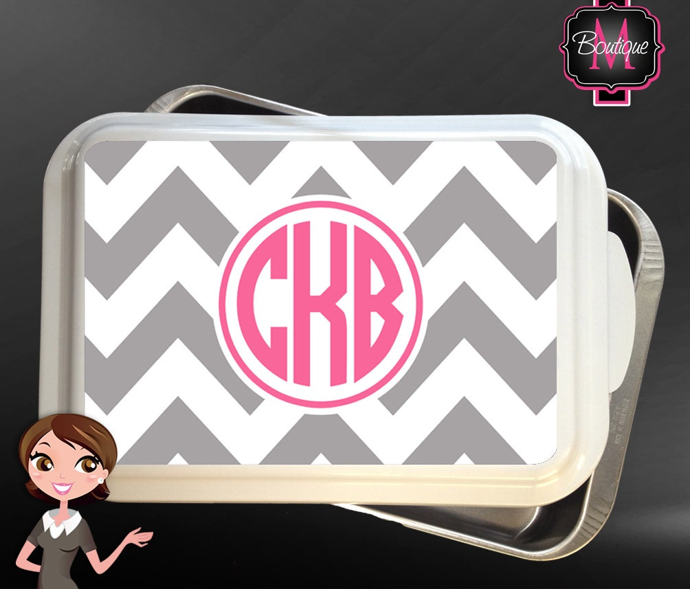 baking and serving dish custom personalized by