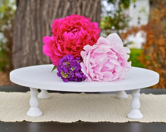 10 inch Cake Stand or Cupcake Stand