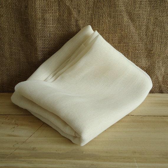 prairie cloth, cheesecloth, primitive textile fabric