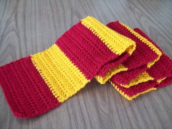 Gallery For > Harry Potter Scarf Crochet