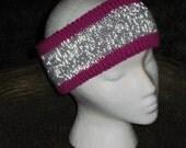 Reversible Headband Knitting Pattern : Items similar to PDF KNITTING PATTERN for Reversible ...