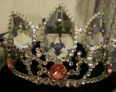 Disney Princess Rapunzel's Crown / Tiara from Tangled made with real Swarovski Crystals