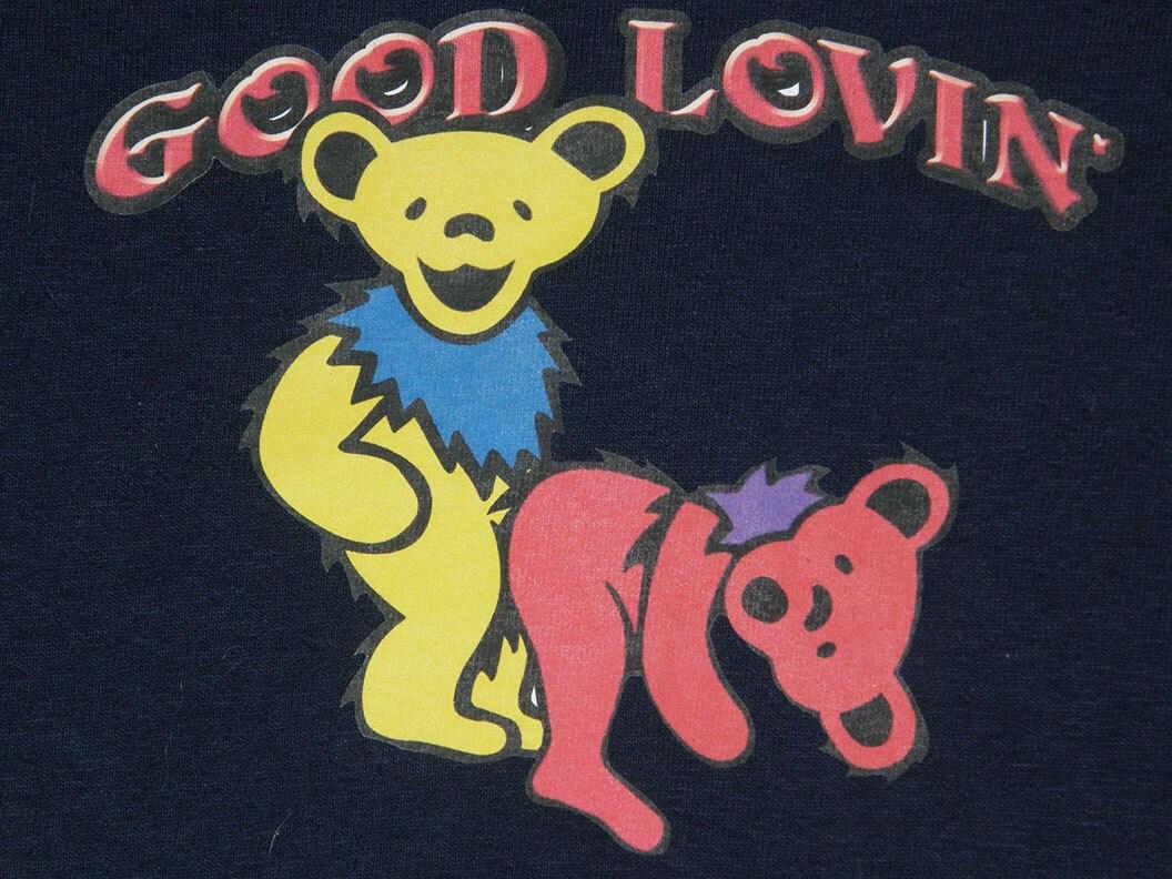 Grateful Dead Dancing Bears Good Lovin T