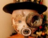"Steampunk Assemblage ""one"""