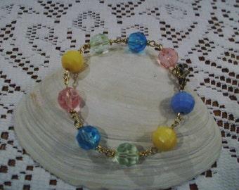 Summer Pastel Bracelet