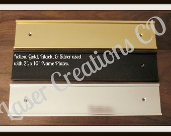 Door name plate etsy for Door name plates
