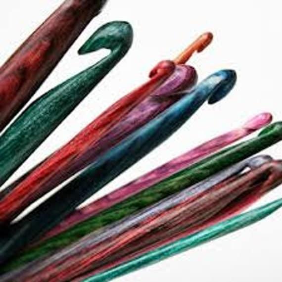 Knitters Pride Dreamz Symfonie Wood Crochet Hook Size K