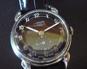Vintage Kerandra Swiss made military style wristwatch from the 40's