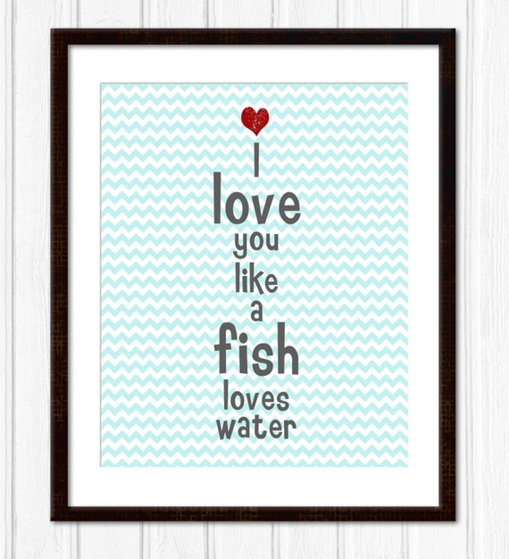 Quote modern wall art poster print home heart house by for Modern house quotes