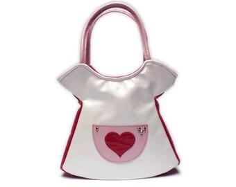 SALE Mini messenger bag, messenger purse, leather bag, leather purse, cross body bag, cross body purse