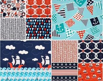 5 Piece Custom Crib Bedding Set w/FREE monogram