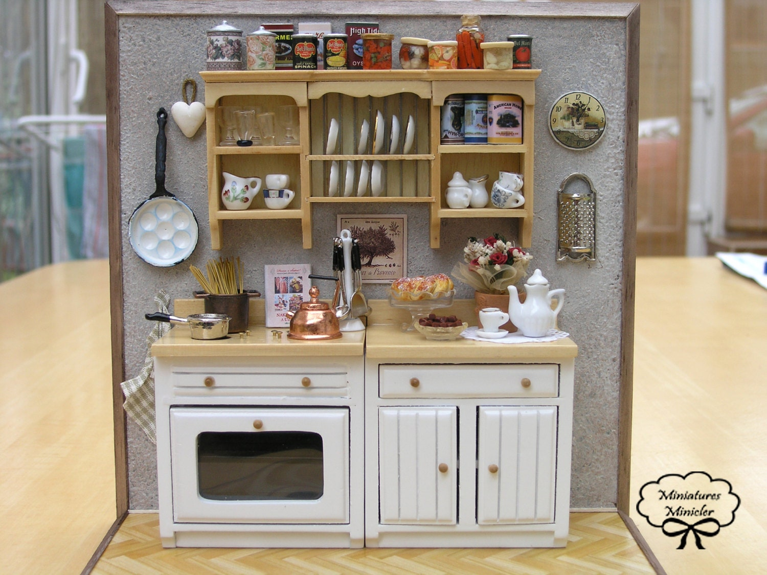 dollhouse kitchen furniture miniature dollhouse kitchen old style scale 1 12