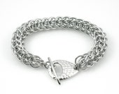 Persian Chain Mail Bracelet