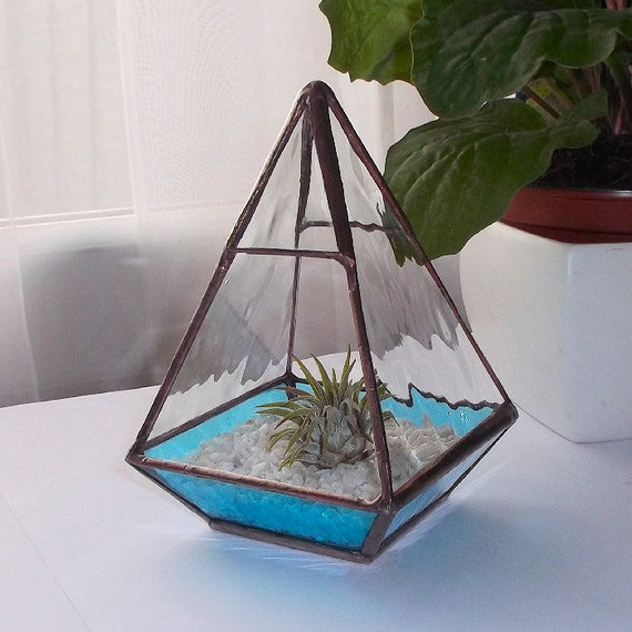 Stained Glass Terrarium Stained Glass Air By