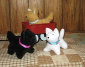 Three Kittys to choose from for your American Girl Doll