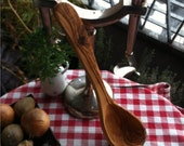Ladle soup spoons out of olive wood wood wood wooden - handmade - 13,78'