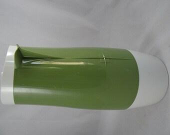 Aladdin Beverage Butler Thermos Pitcher - Avocado Green - Mid Century Retro