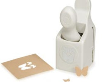BUTTERFLY 3-IN-1 Medium Paper Punch by Martha Stewart