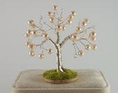 June Birthstone Tree - Freshwater Pearl
