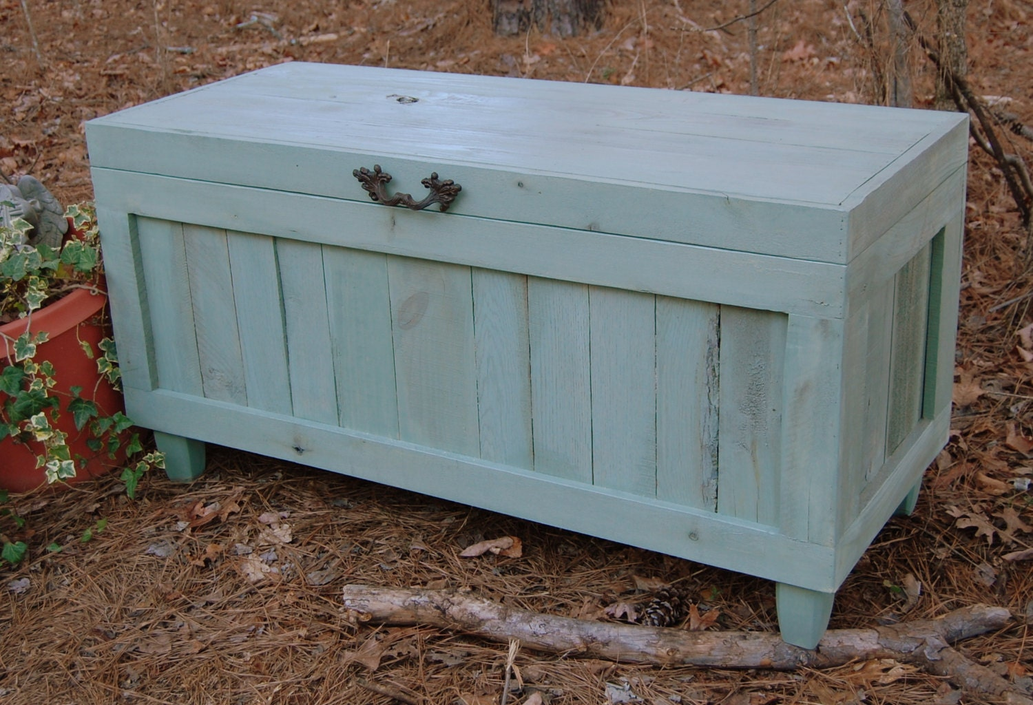 Extra Large Hope Chest End Of The Bed Bench Blanket Storage & Large Storage Chest - Listitdallas