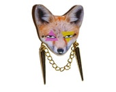 Broche GOLDY FOX