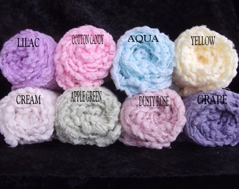 Photography Newborn Cheesecloth Wraps Set of Ten Cheesecloth Photo Wraps