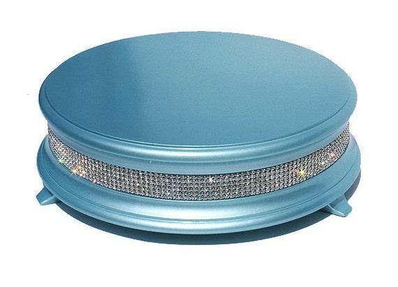 Items similar to 16 inch Fairy tale Blue Diamond Wedding